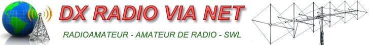 DX RADIO VIA NET - DXRN