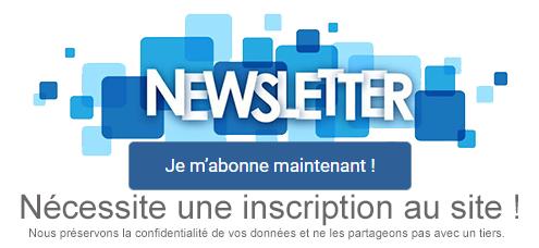 Abonnemnt Newsletter