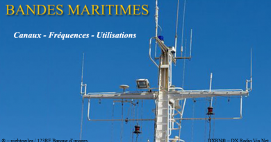 Canaux-Fréquences-Utilisations-Bandes Maritimes