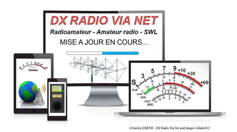 Dx Radio Via Net change de politique.