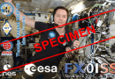 Mission PROXIMA – QSL Spéciale FX0ISS