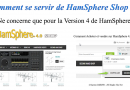 Comment se servir de HamSphere Shop 4.0