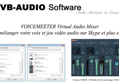 VOICEMEETER Virtual Audio Mixer