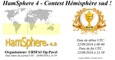 HamSphere 4 – Contest Hémisphère sud !