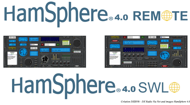 HamSphere 4.0 REMOTE and SWL