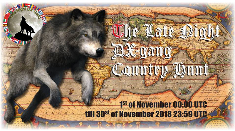 Jeu DX-country-hunt – Late Night DX Gang