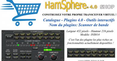 Scanner de bande – HamSphere V4.0
